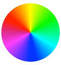 this wheel is particularly useful for showing how the colours relate to each other and how you can create new colours by mixing two or more colours  [ 1300 x 1180 Pixel ]