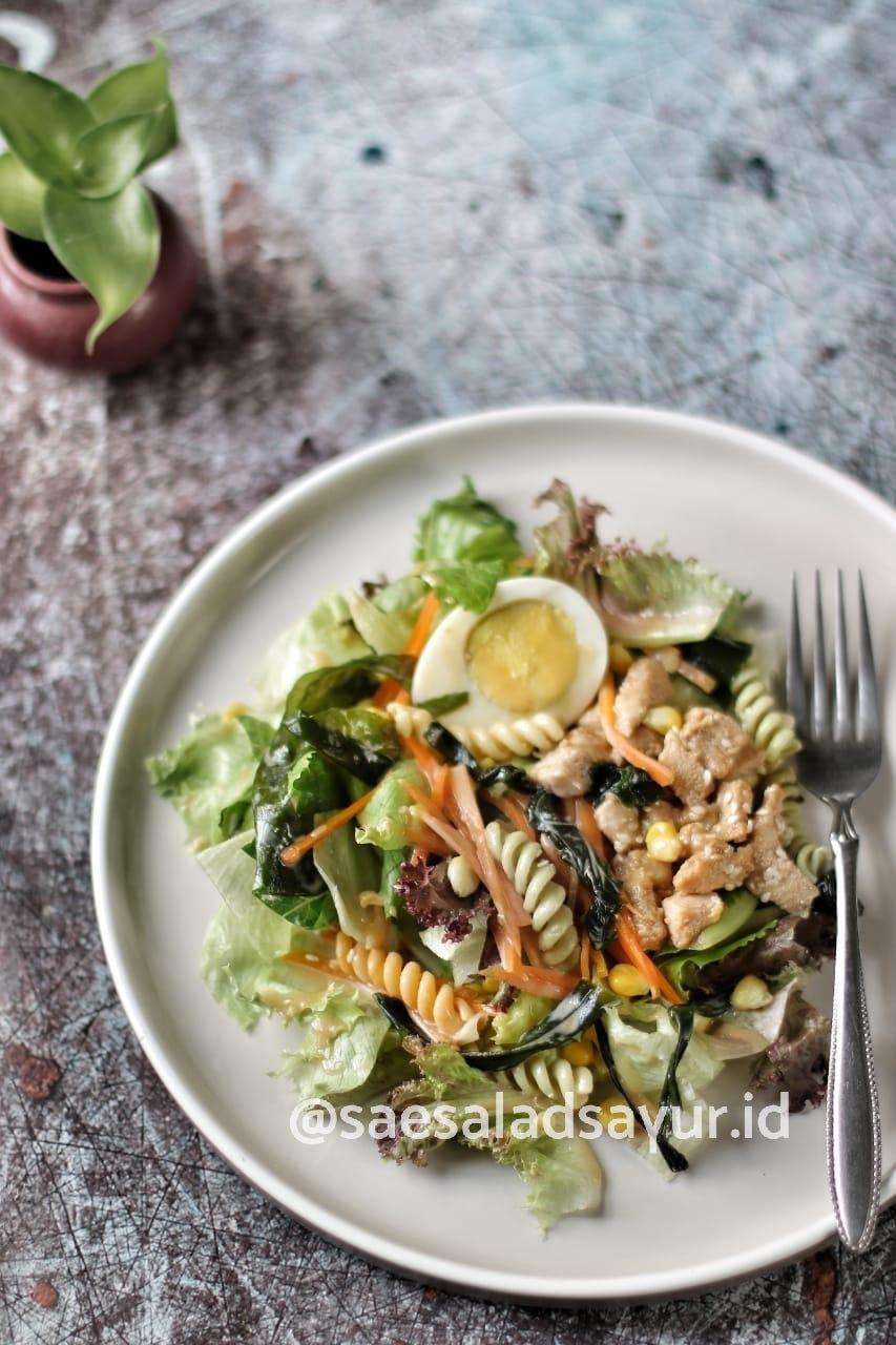 Salad Sayur Untuk Diet : salad, sayur, untuk, SaladsayurSehatdanHalalmalang, Medium