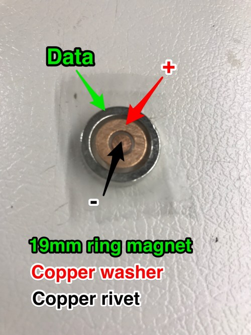 small resolution of  magnetic connector for led strip lightsabers jym medium on lighting wiring diagram