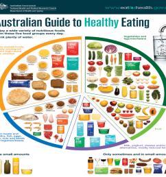 crafted to promote a healthy lifestyle and cut the risk of chronic diseases which are often fuelled by diet choices the australian dietary guidelineswere  [ 1027 x 962 Pixel ]