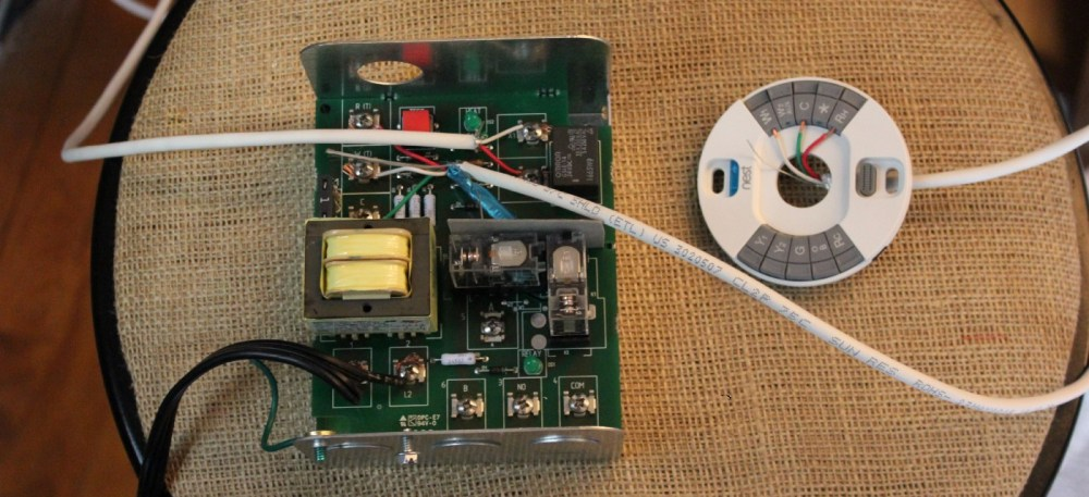 medium resolution of testing a nest on a millivolt heater