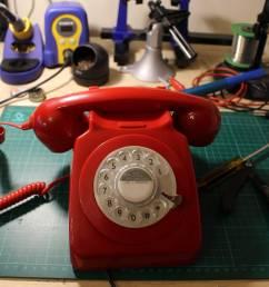 the assembled phone  [ 1400 x 933 Pixel ]