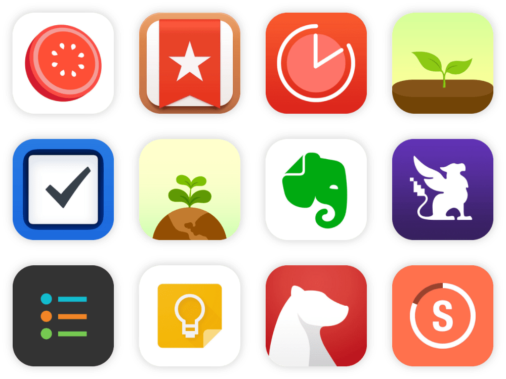 medium resolution of all these apps have plenty of positive app store reviews at first i wasn t sure which to choose as they seemed to have overlapping features