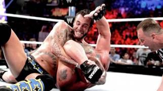 Five Stars: CM Punk vs Brock Lesnar, Summerslam 2013   by M S Rayed    UpThrust.co   Medium