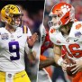 College Football National Championship Clemson Tigers Vs