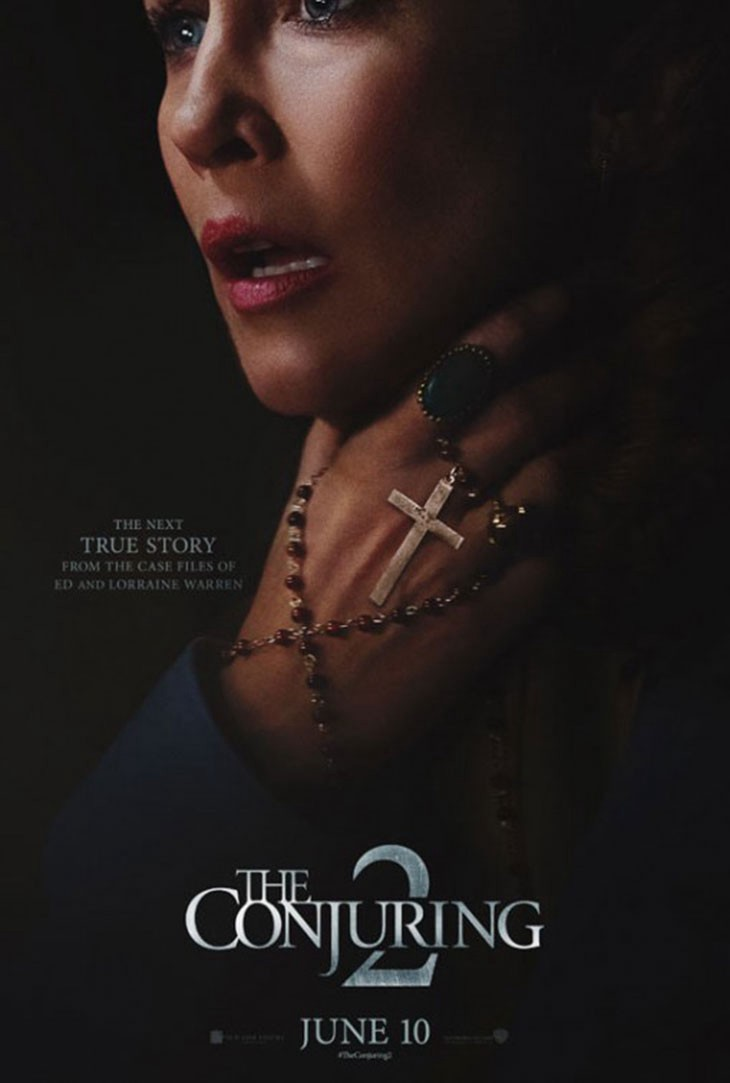 Download Film The Conjuring 2 : download, conjuring, Movie, Review:, Conjuring, (2016), Patrick, Mullen, Space, Timeless, Infinity, Medium