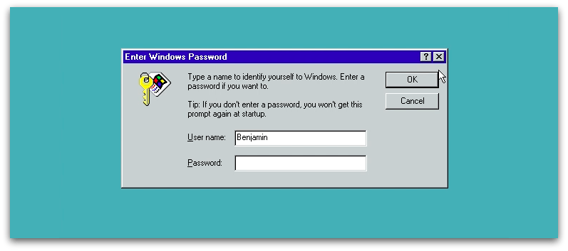 why windows 98 s