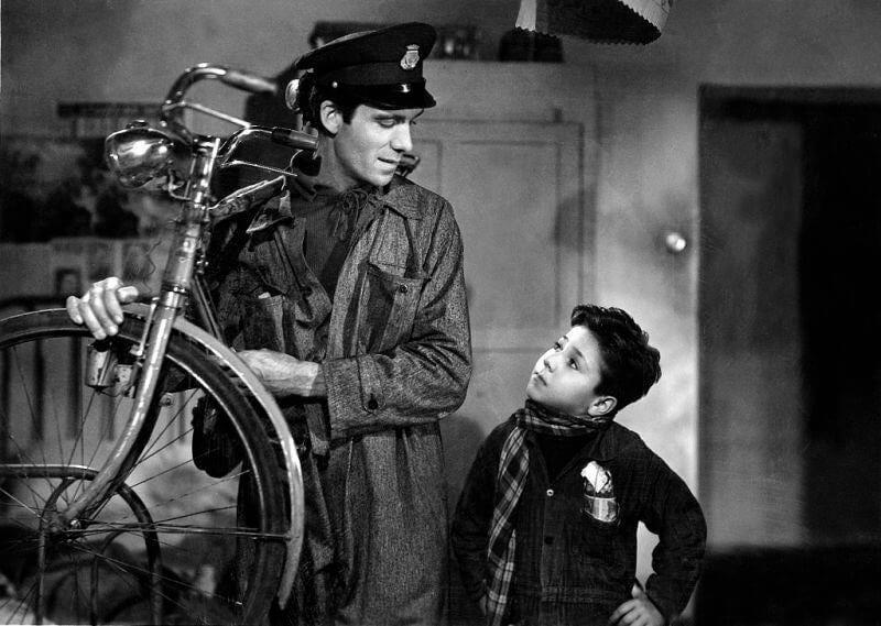 單車失竊記 Ladri di biciclette(Bicycle Thieves)影評:囊括了世間所有絕望的電影