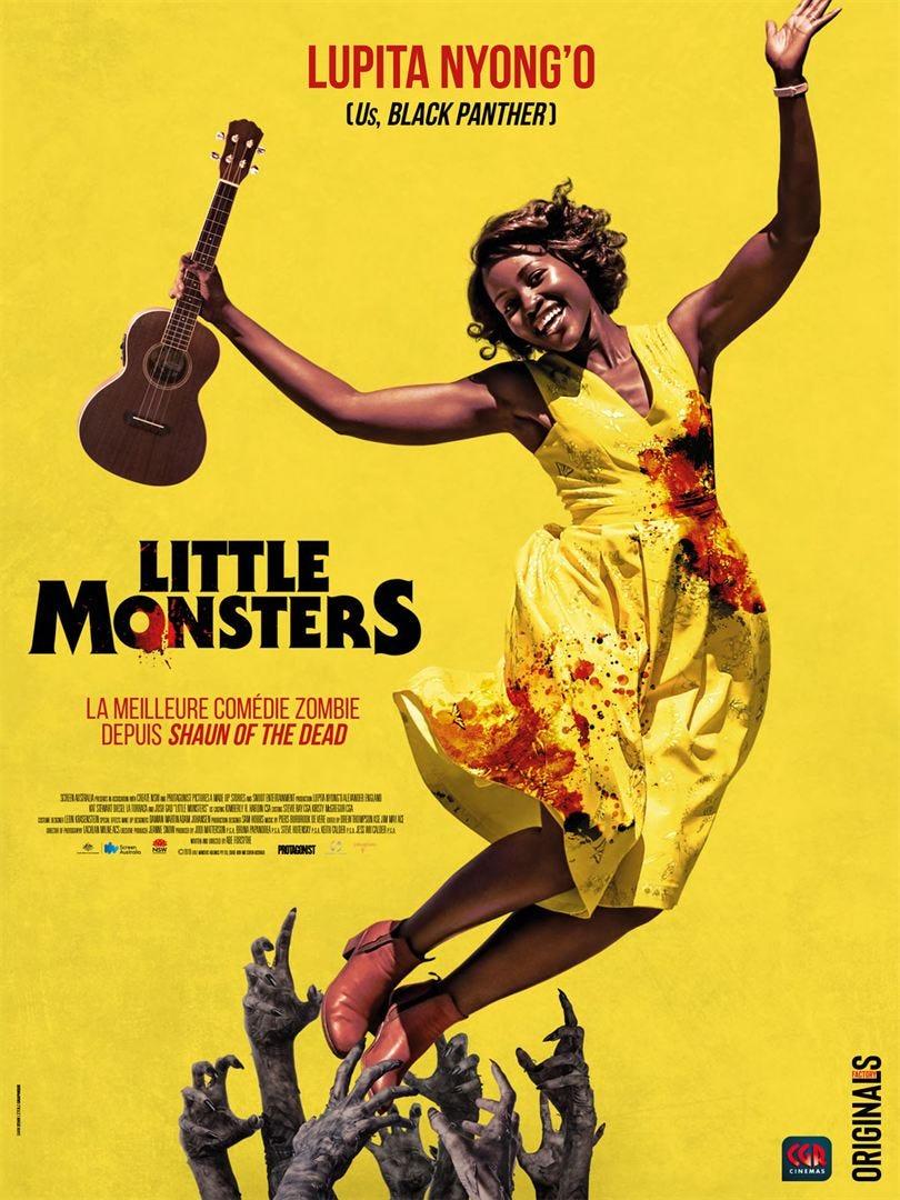 My Little Monster Vostfr : little, monster, vostfr, VOSTFR], Little, Monsters, Film-Complet, Streaming, Français, HD-720P, Rushing, Medium