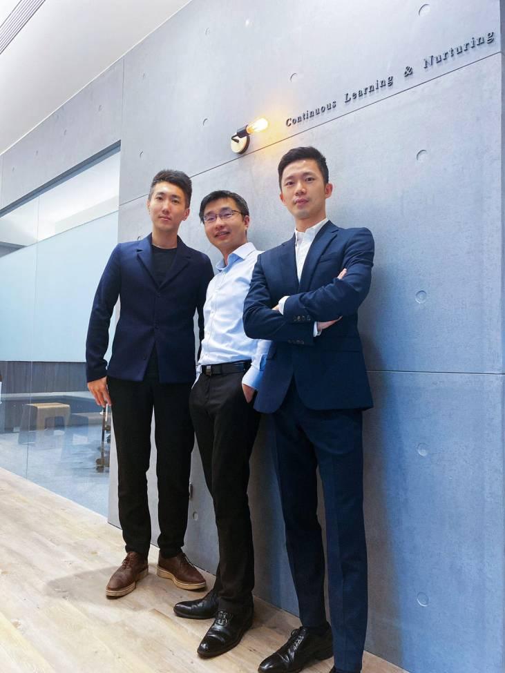 CLN 營運長楊員彰 (左)、CLN 執行長胡家榮 (中)、CLN 副執行長杜芳榮 (右) / Photo: CLN 提供