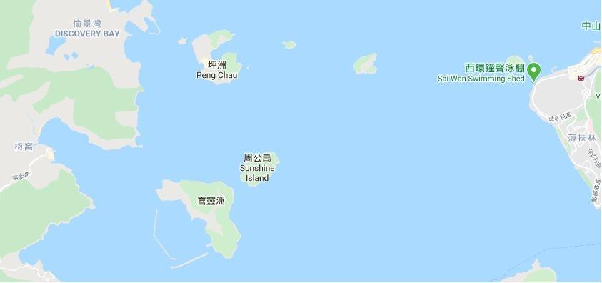 大嶼山:貝澳去梅窩 - 生活遊樂場 - Medium