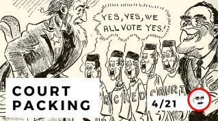 COURT PACKING. Ilya Somin on the Dangerous Judicial… | by Bob Zadek | Medium