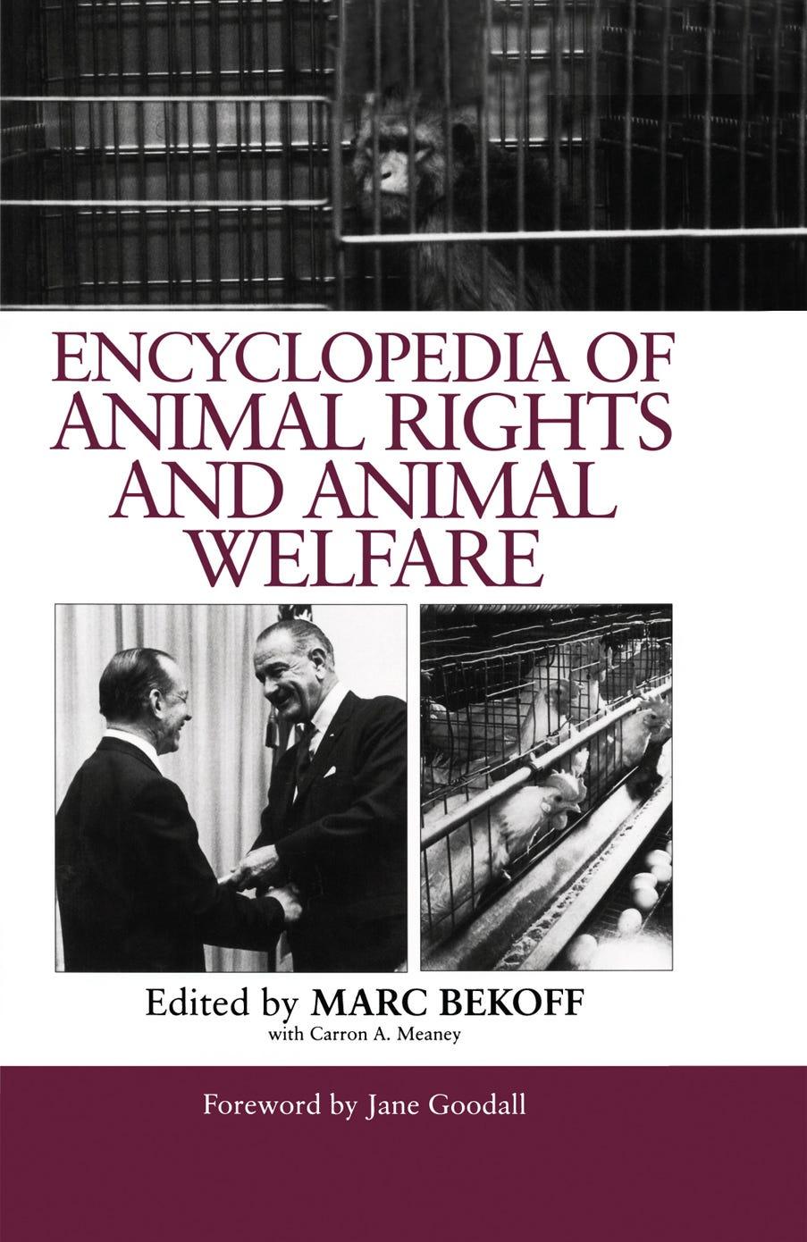 《動物權與動物福利小百科》書籍簡介 - Isism - Medium