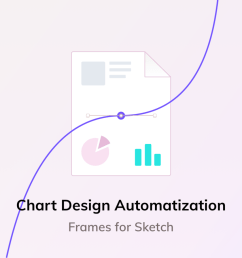 in the latest update of frames for sketch v 1 6 we have added charts components to the master file so be sure to check them out and in this episode  [ 1838 x 910 Pixel ]