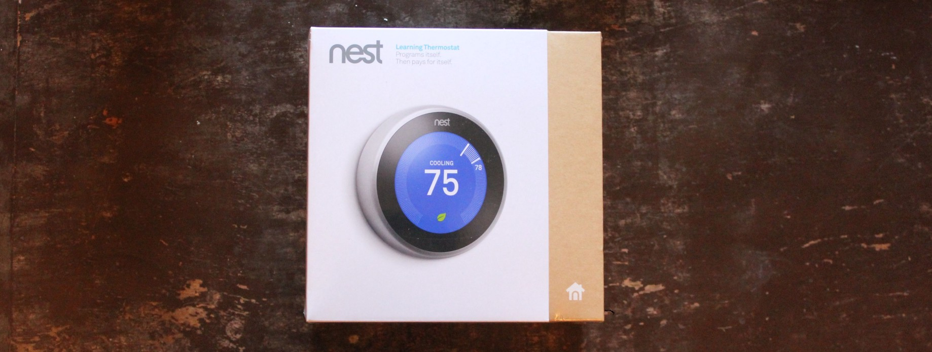hight resolution of 3rd generation nest thermostat