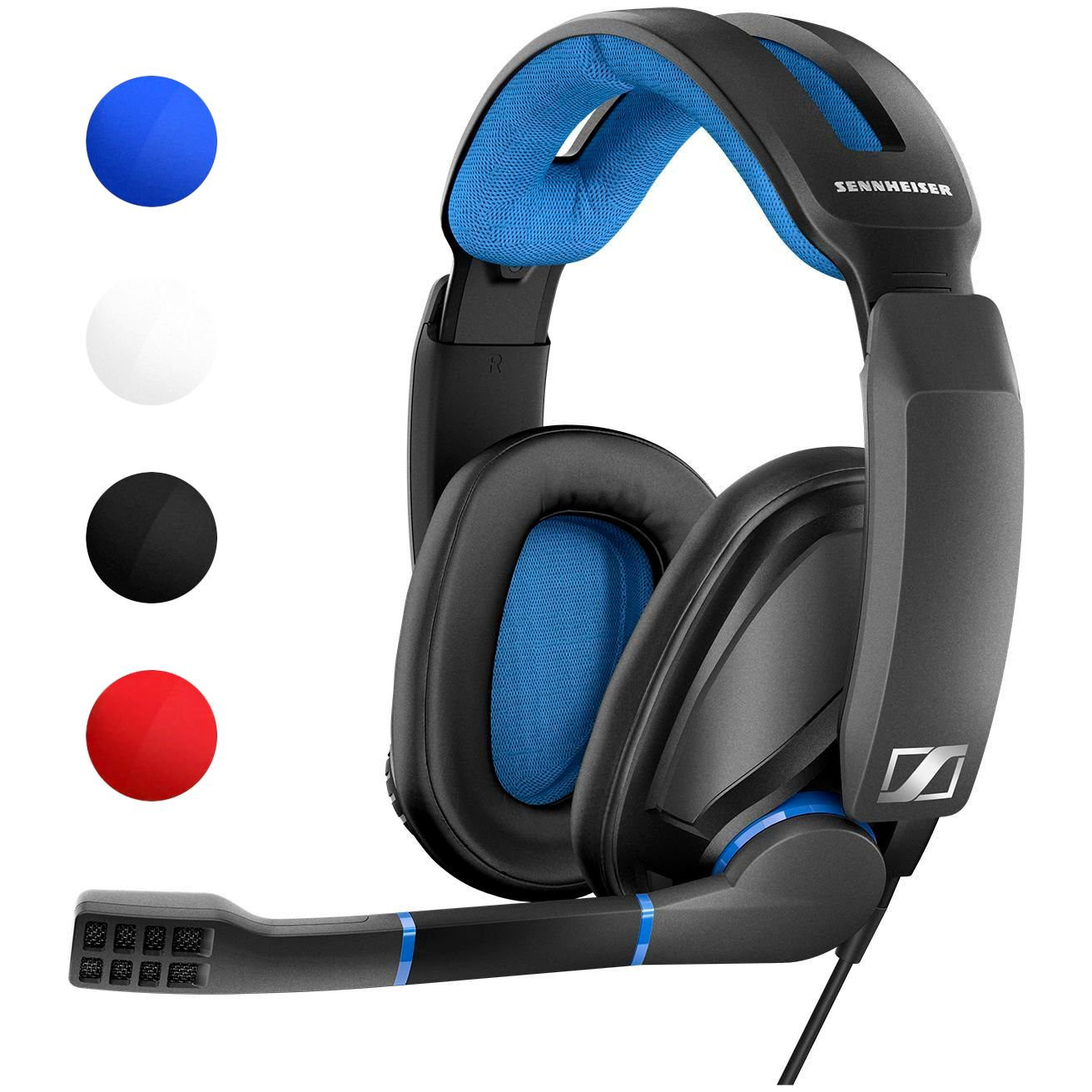 hight resolution of overview sennheiser s gsp 300 is a 99 wired gaming headset available in a few different colors