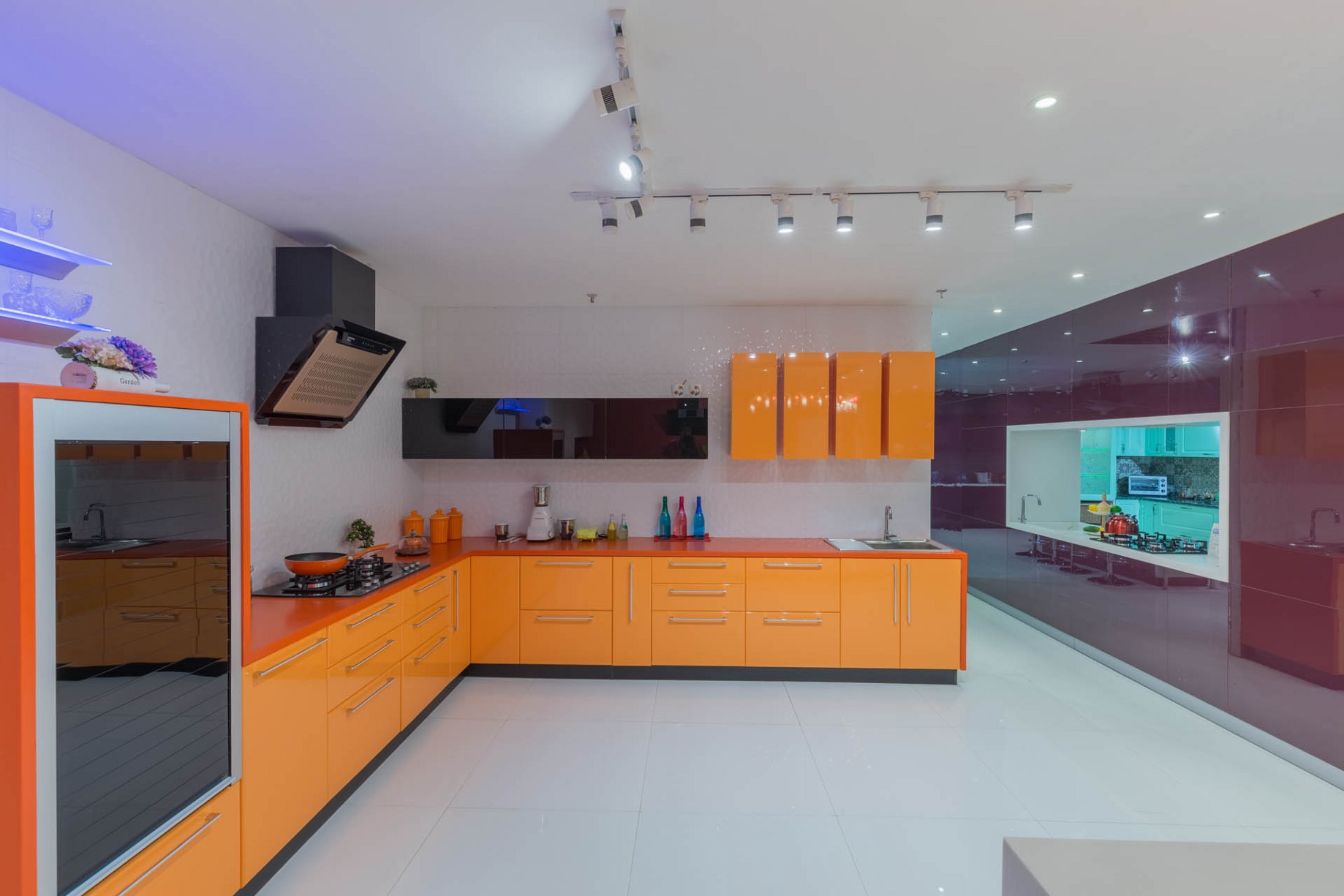 Modular Kitchen Design Kutchina