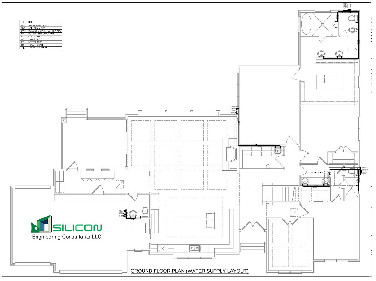 hight resolution of plumbing piping cost estimation silicon engineering consultants llc minnesota usa