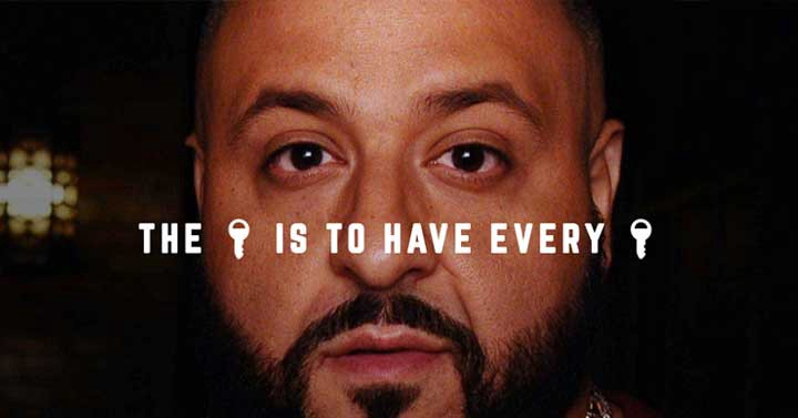 how dj khaled won