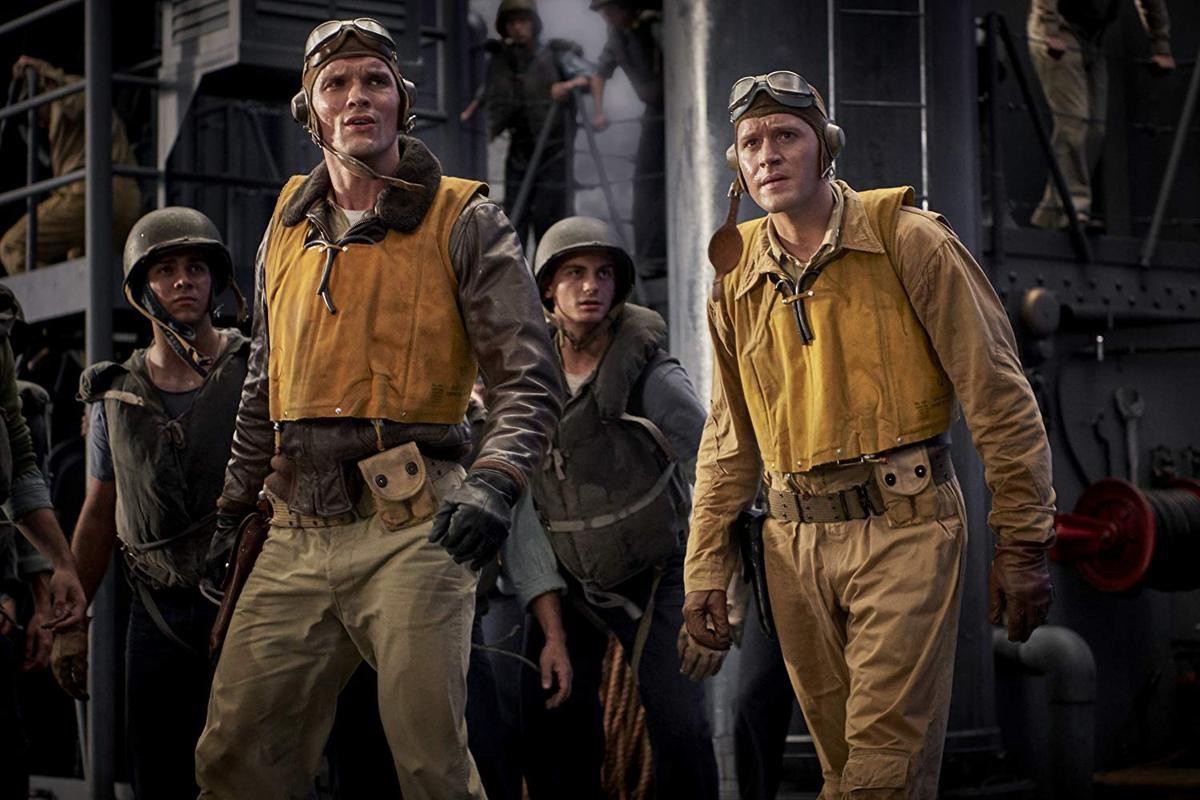 國際電影 ~ BATTLE OF THE MIDWAY【2019】 完整電影在線 — Woody Harrelson