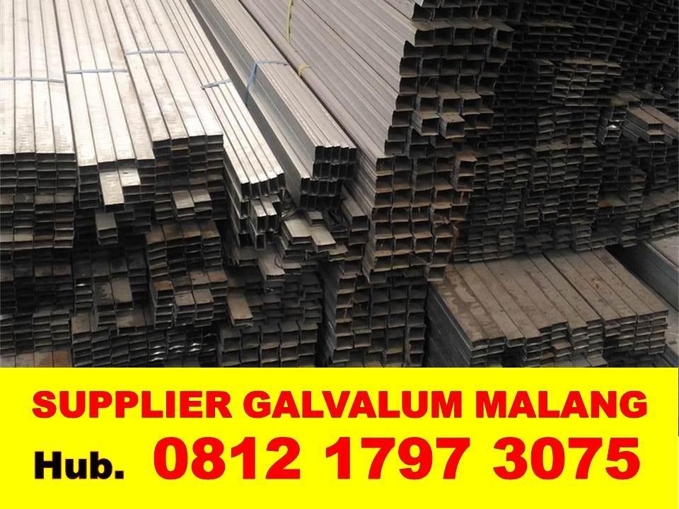 baja ringan ekspose 082140302426 081217973075 jual galvalum kencana malang dengan