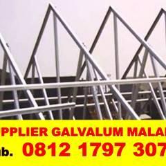 Kanopi Baja Ringan Di Malang 082140302426 081217973075 Jual Galvalum Kencana Dengan