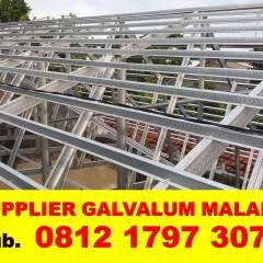 Kanopi Baja Ringan Di Malang 082140302426 Termurah Raya Rangka Galvalum