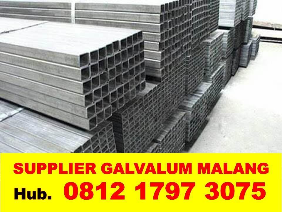 kanal c baja ringan surabaya 082245157475 bermacam macam galvalum mureh di malang