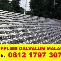Supplier Baja Ringan Di Semarang 082140302426 Termurah Malang Raya Rangka Galvalum
