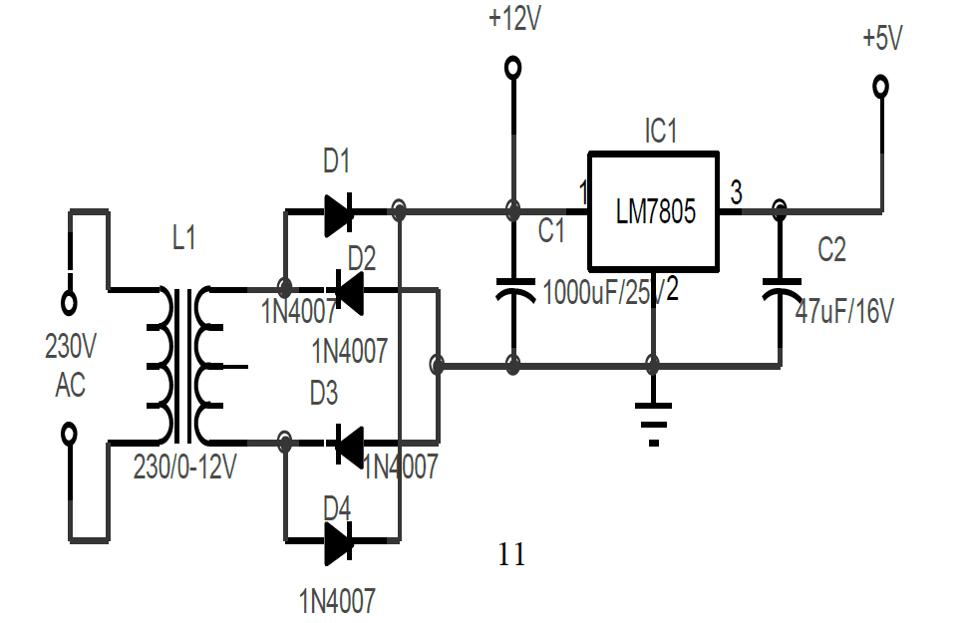 Second Mini Project — LPG Gas Sensing using 8085