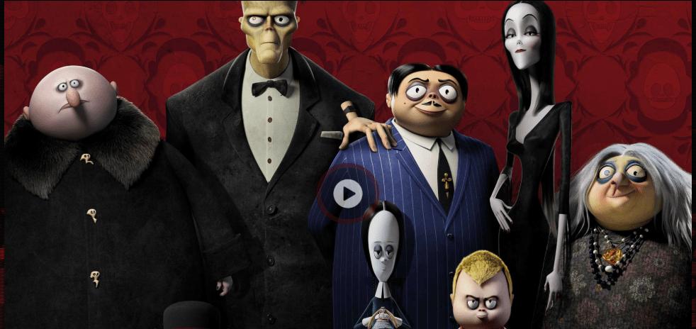 阿達一族 完整版(2019)The Addams Family(臺) /香港電影 - seupan cau - Medium