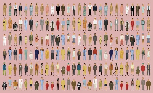 The Wes Anderson Collection — The 668-Word Review Of Matt Zoller ...