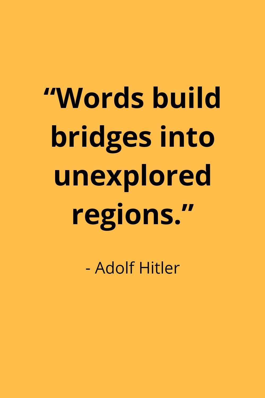 Inspirational Hitler Quotes : inspirational, hitler, quotes, Quotes, Adolf, Hitler, Success, Yourself