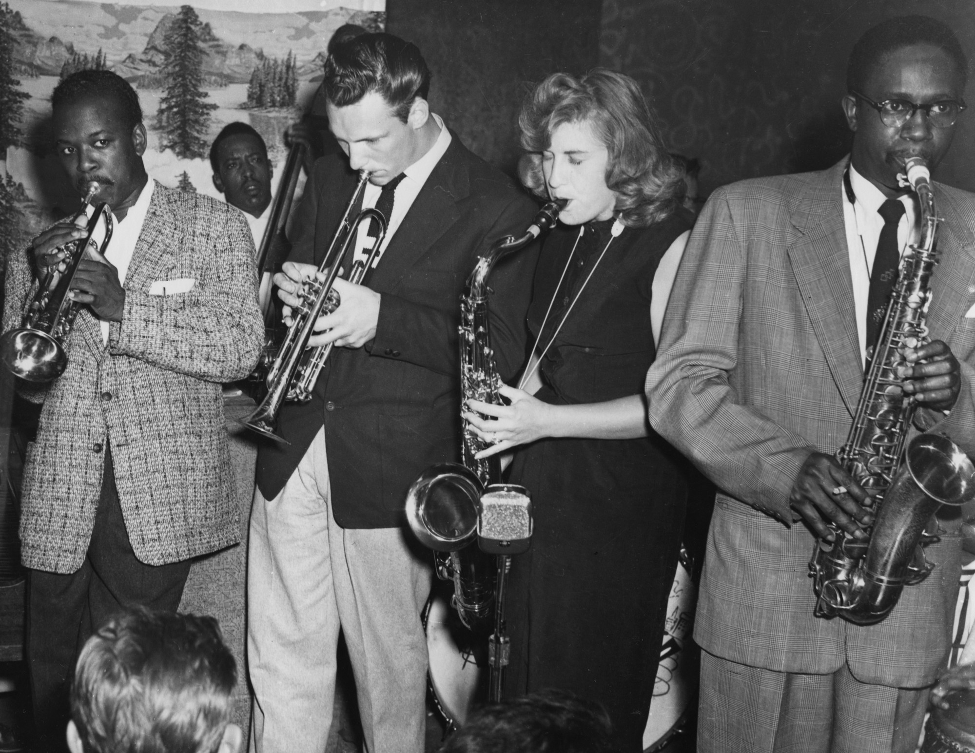 Gorgeous Photos From The Harlem Of The West Show The Glory Days Of The San Francisco Jazz Scene