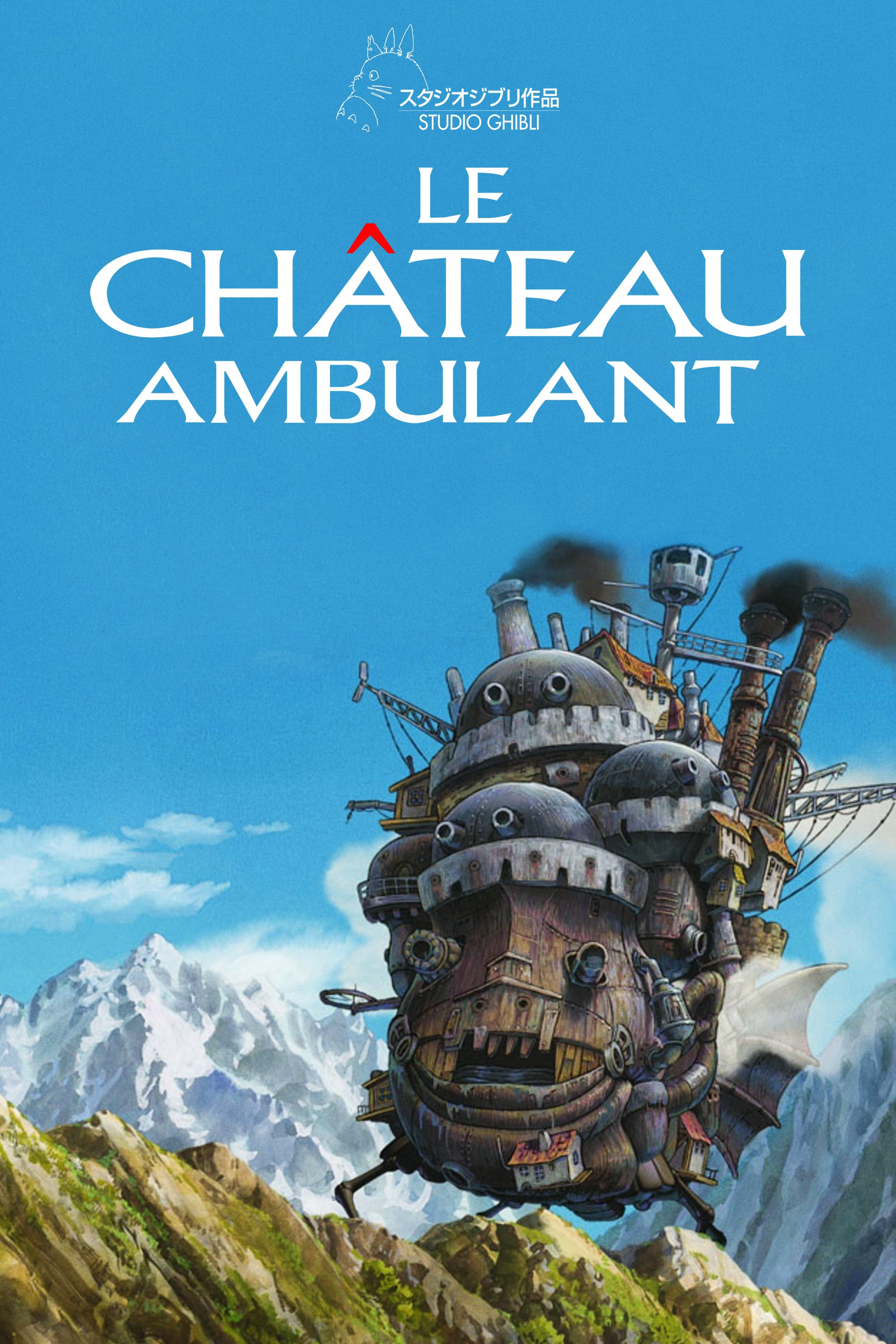 Chateau Dans Le Ciel Streaming : chateau, streaming, Netflix:, Films, Ghibli, Arrivent, Plate-forme, Streaming
