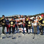 Nhl Legends Return To Where Hockey Started At The Montana Pond Hockey Classic By Will Friedner Montana Life Medium