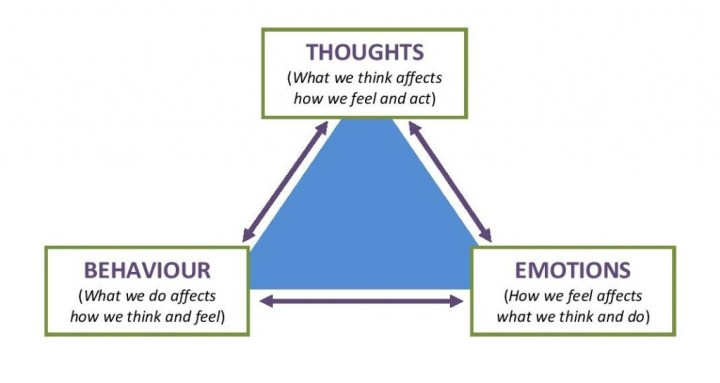 The Cognitive Triangle. Cognition, The Cognitive Method, and… | by Michael Patanella | Real Life Resilience | Medium