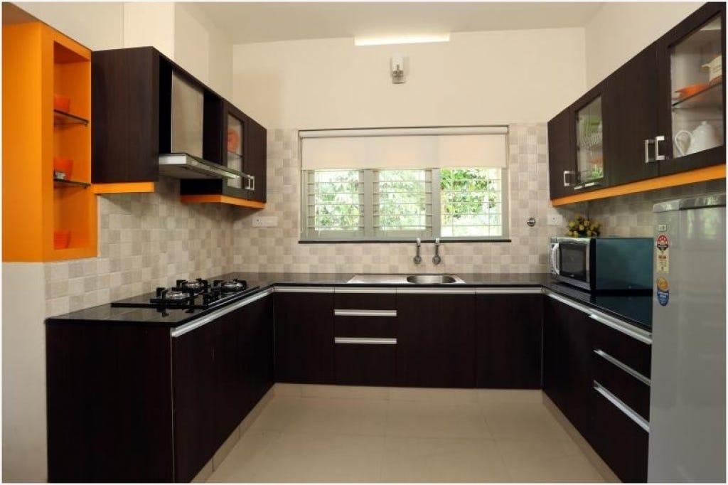 Modern Kitchen Design In India By Putra Sulung Medium
