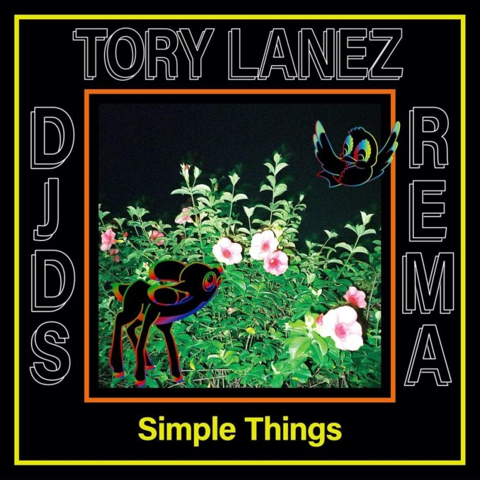 DJDS Ft Rema & Tory Lanez - Simple Things