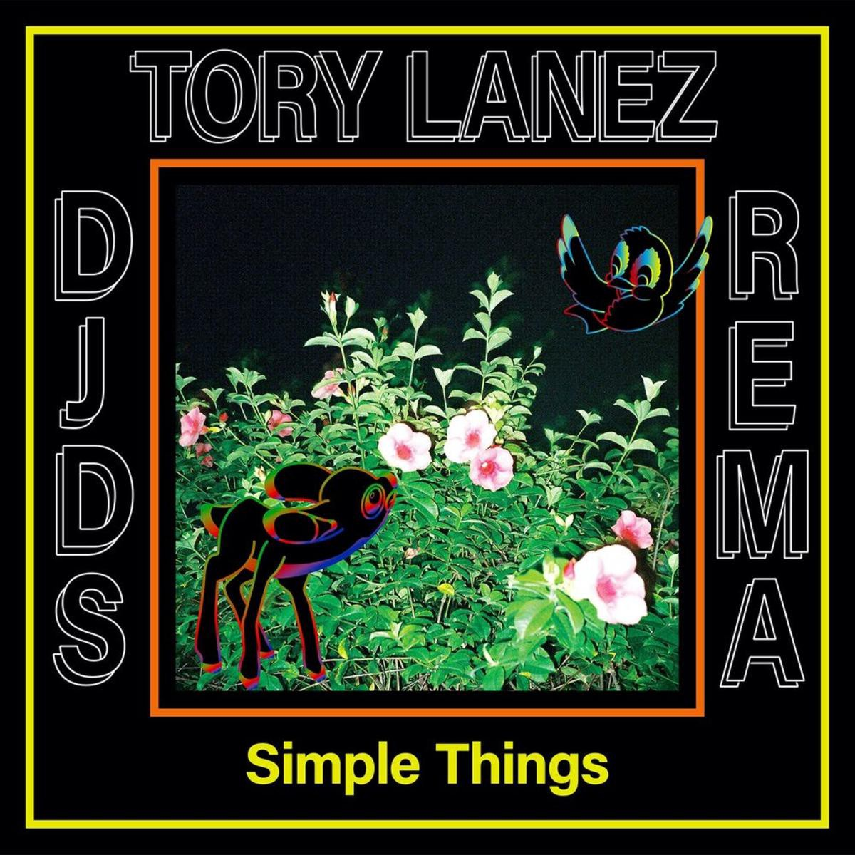 Fast Download: DJDS Ft Rema & Tory Lanez – Simple Things
