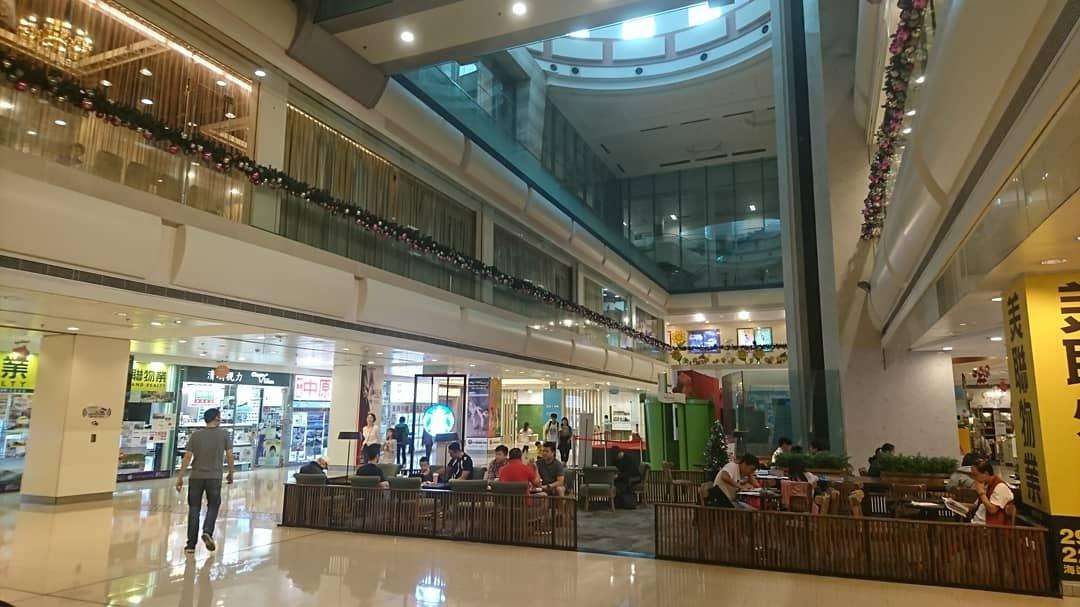 《商場的社會責任 - 海逸坊和豐滙》. 無獨有偶。今天講的兩個商場。都是長實樓盤的商場。 | by hkmalls | 港mall ...