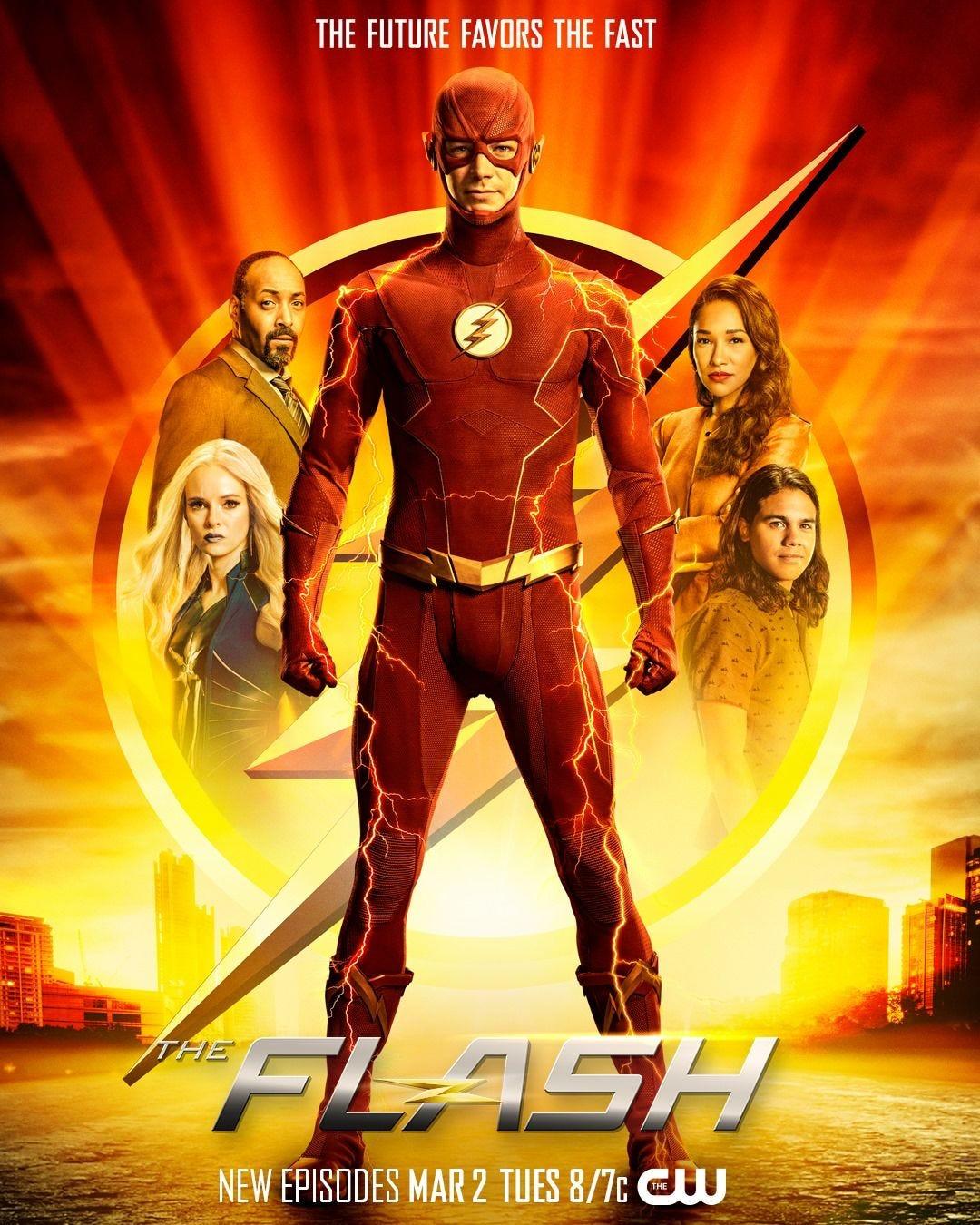 "Flash Saison 6 Episode 1 Streaming : flash, saison, episode, streaming, Watch, Series, Flash, ""All's, Wells"", 𝒮𝑒𝒶𝓈𝑜𝓃, Episode, Shows, HD-1080p"