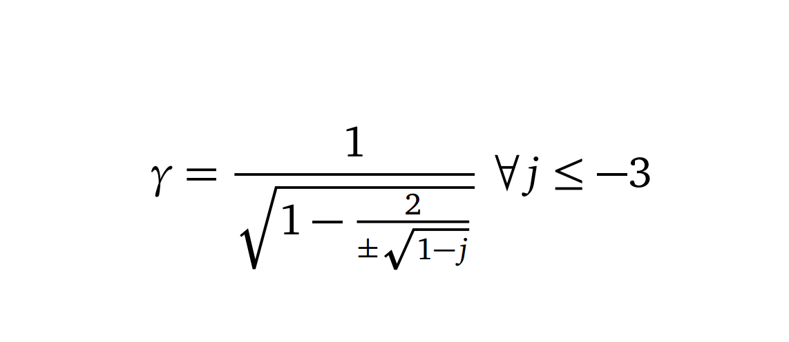 A Finite Solution to Lorentz Factor at the Speed of Light
