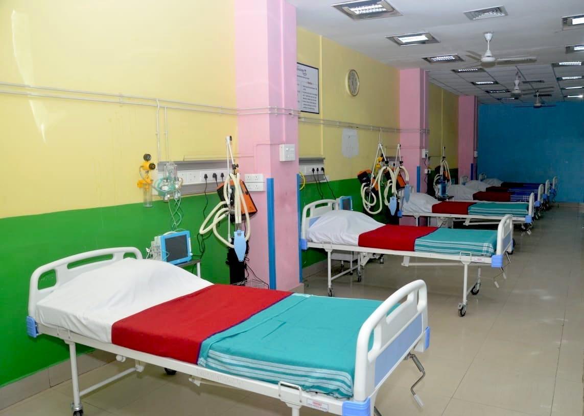 hospitals concept.