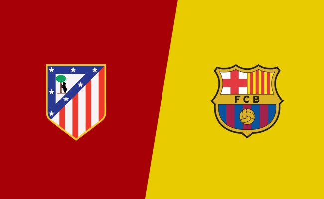 Live Barcelona Vs Atletico Madrid Live Stream Soccer