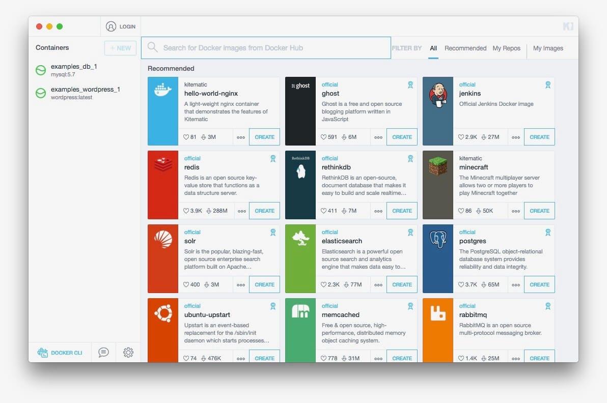 TOP 6 GUI tools for managing Docker environments | by KarthiKeyan Shanmugam | Noteworthy - The Journal Blog