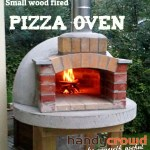 Building A Small Wood Fired Pizza Oven By Ian Anderson Medium