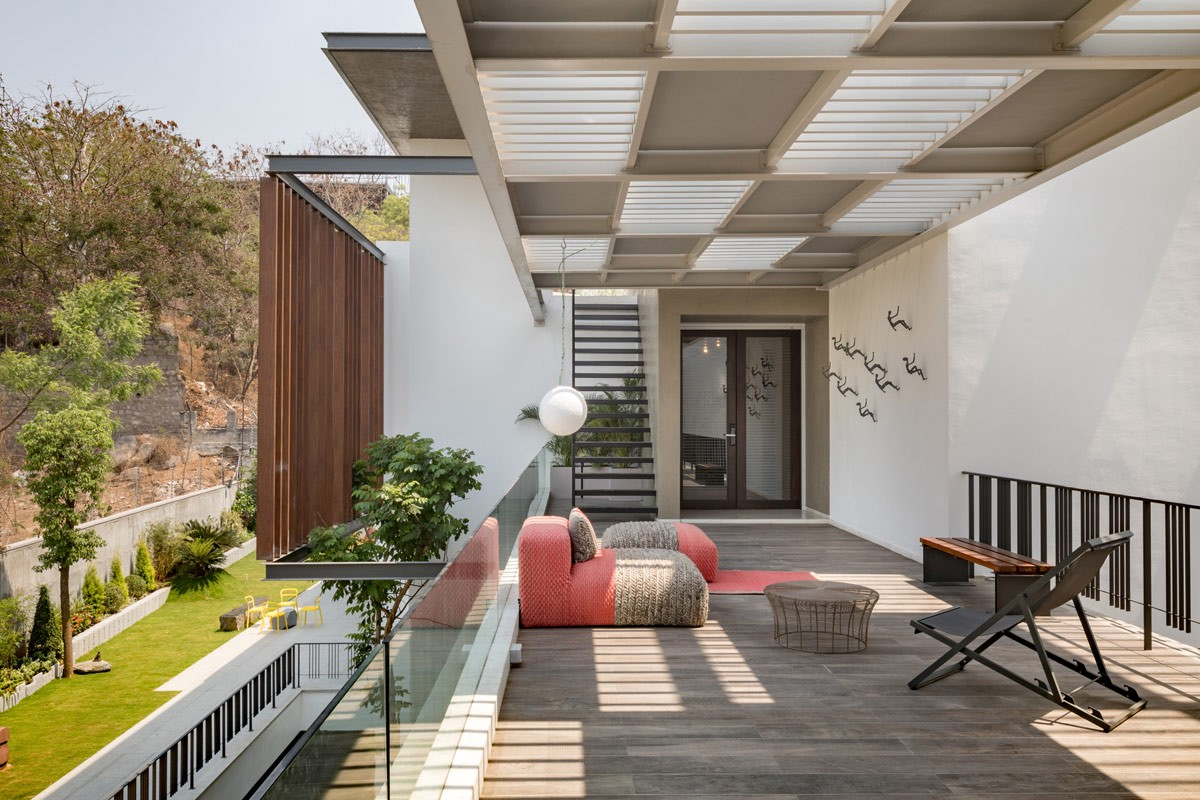 Courtyard An Architectural Element Of Design By Vinita Mathur Medium