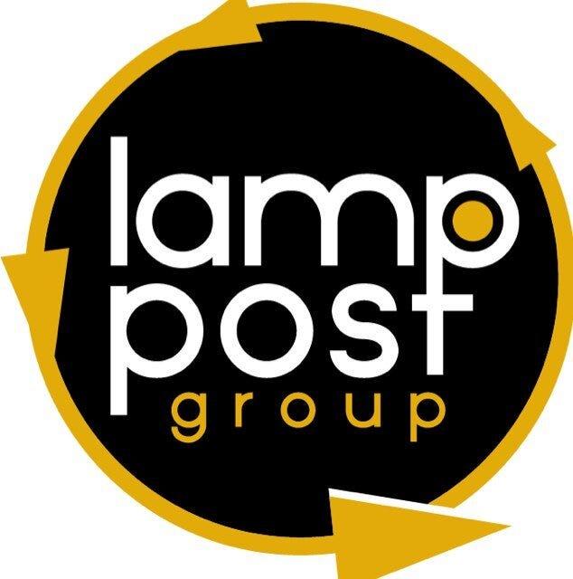 Lamp Post Group  Medium
