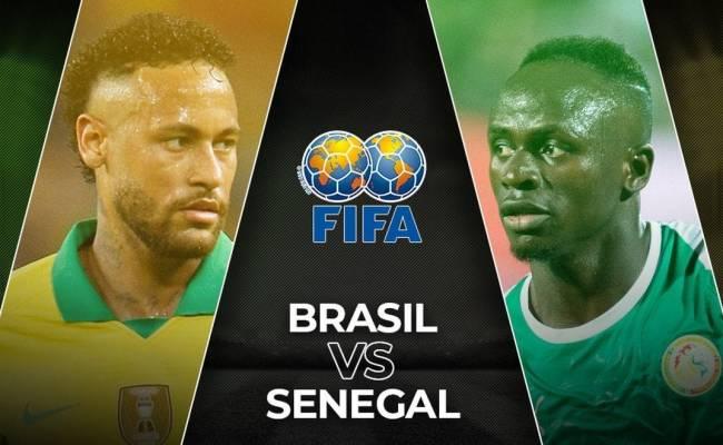 Live Stream Brazil Vs Senegal Live Stream Soccer